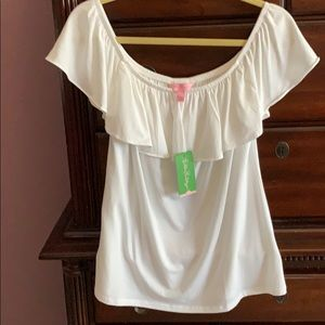 Lilly Pulitzer La Fortunate Top